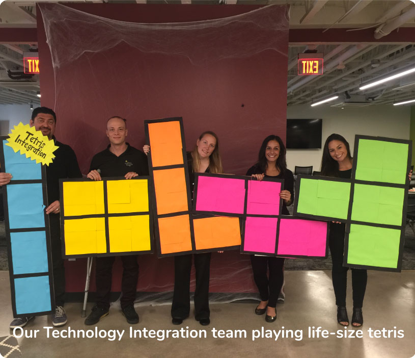 Technology Integration Team