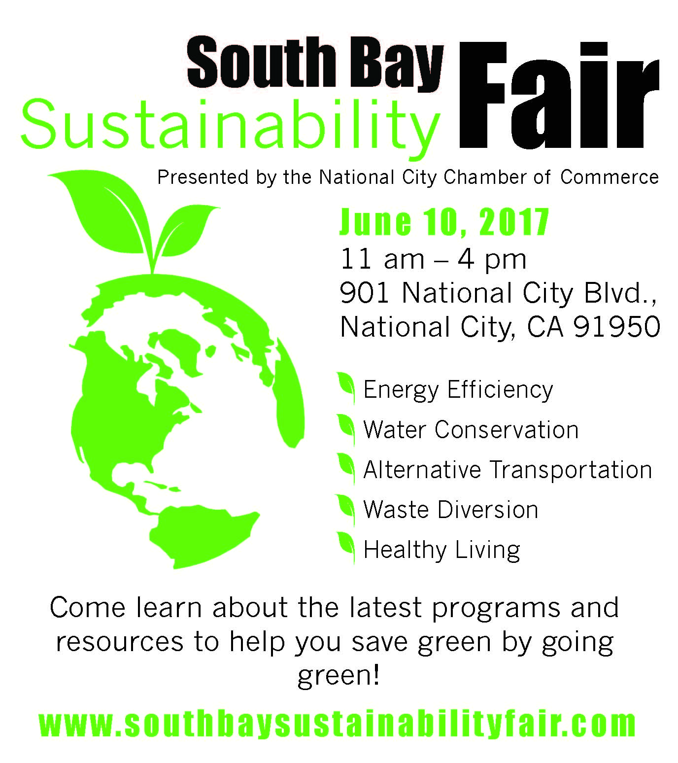 South Bay Sustainability Fair