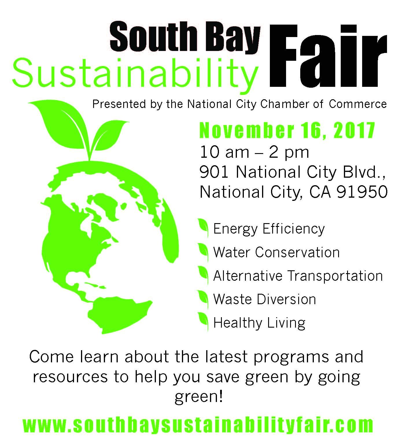 South Bay Sustainability Fair