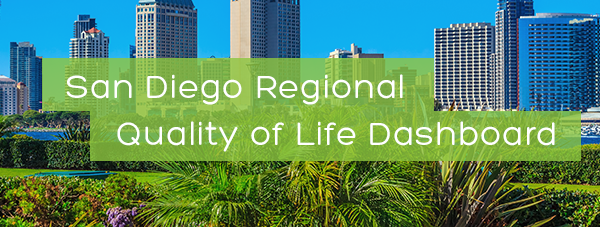 2018 SD Regional Quality of Life Dashboard Press Event