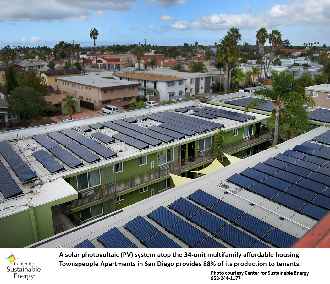 Affordable Appartments: Partnership Chosen To Ensure Equitable Solar Access On