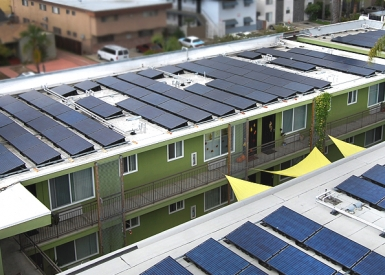 Partnership Chosen to Ensure Equitable Solar Access for California Multifamily Affordable Housing