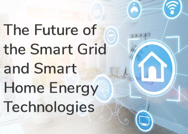 The Future of the Smart Grid and Smart Home Energy Technologies